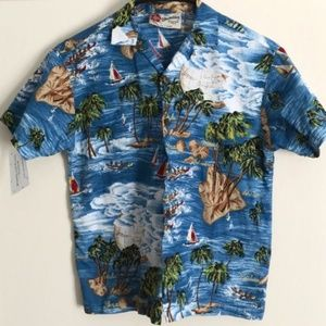 Children's Vintage 90's Hilo Hattie Tropical Hawai